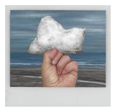 Martí Cormand, 'Snow on the Jersey Shore', 2019