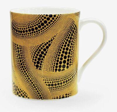 """Yayoi Kusama, '""""Yellow Tree"""" Mug, 2018', 2018"""