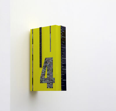 Kim Seungjoo, 'Ruler No.4 Ed. 1/3', 2012