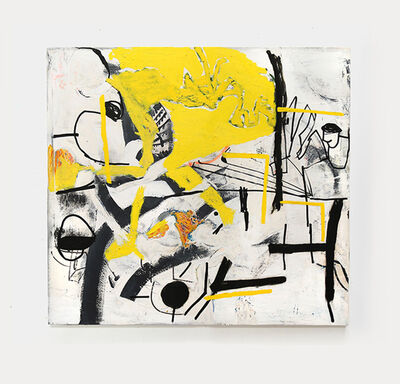 Arthur Lanyon, 'Many Suns', 2020