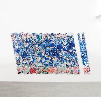 Nancy Graves, 'UNTITLED #2 (Blue)', 1973