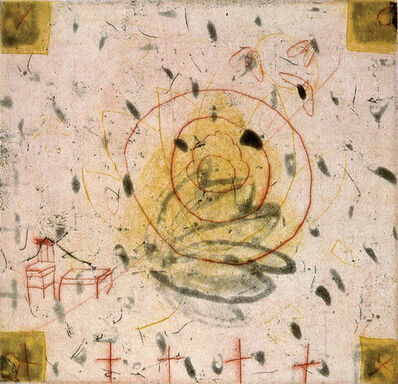 Squeak Carnwath, 'Hive Song', 1989