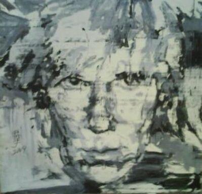 Ren Zhenyu, 'Andy Warhol II'