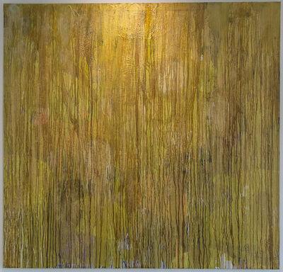 Daniel Orson Ybarra, 'Urban Jungle gold', 2016
