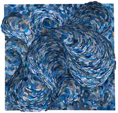 Valeria Rocchiccioli, 'Desejo Azul', 2019