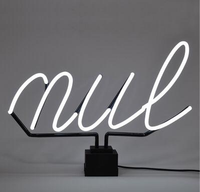 Jan Henderikse, 'Nul', 2016