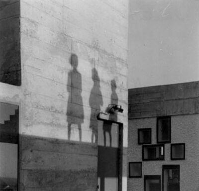 Lucien Hervé, 'Nantes - Rézé', 1953