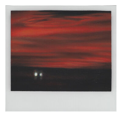 Martí Cormand, 'Red Sky near Madrid', 2019