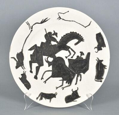 Pablo Picasso, 'Corrida (Bullfight)', 1953