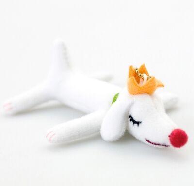 Yoshitomo Nara, 'Sleepwalk Pup Key Chain', 2020