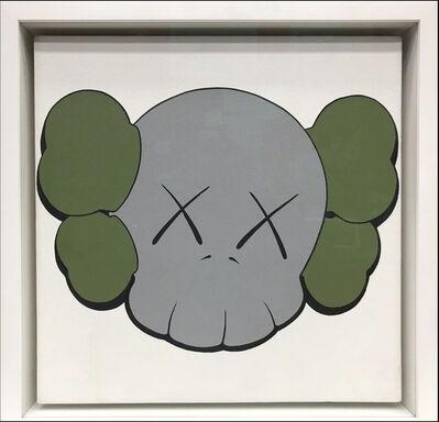 KAWS, 'Untitled (Skull)', 2000