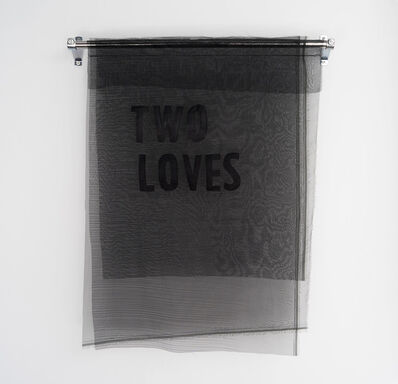 Joël Andrianomearisoa, 'Two loves', 2015