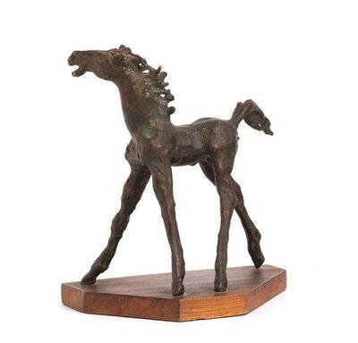 Augusto Murer, ' Horse', 1975