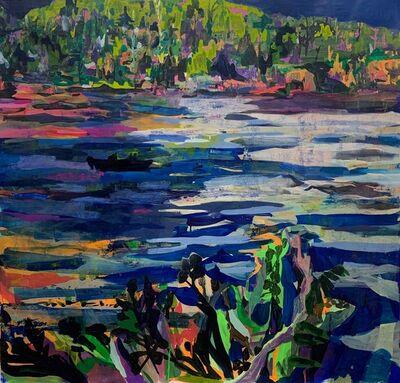 Allison Gildersleeve, 'Swiftly Flow the Days', 2021