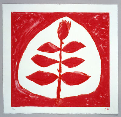 Louise Bourgeois, 'Rose', 2002