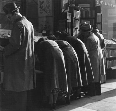 Wolfgang Suschitzky, 'Charing Cross Road, London', 1936