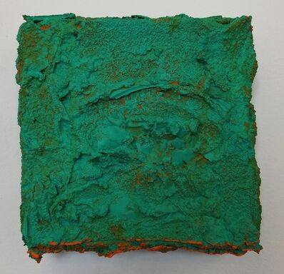 Wayson Jones, 'Orange in Verona Green', 2020
