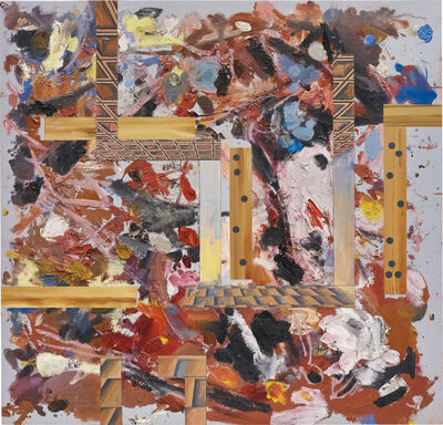 Art & Language, 'Hostage XIII (3)', 1989