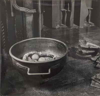 Pedro E. Guerrero, 'Still Life in Louise Nevelson Residence, NY', 1978
