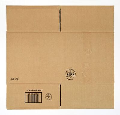 Matias Faldbakken, 'Flat Box Lithography #02', 2014