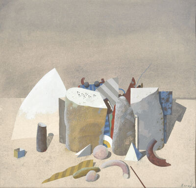 Karl Korab, 'Stilleben', 1978