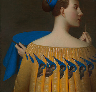 Andrey Remnev, 'Secret Weapon', 2019