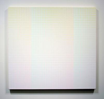 Sanford Wurmfeld, 'II-15 #3 (Light) (RO-BG)', 2011