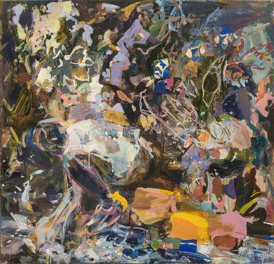 Grace Munakata, 'Cedar Bark and Sky Blue', 2013