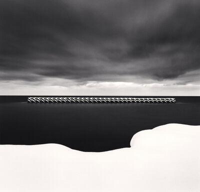 Michael Kenna, 'Winter Seascape, Wakkanai, Hokkaido, Japan', 2004