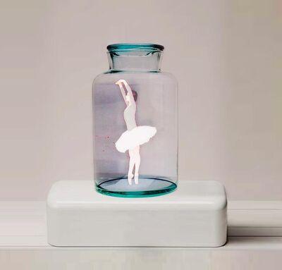 Michelangelo Bastiani, 'Federica the Dancer', 2019