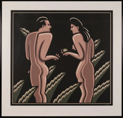 Robert Gordy, 'Adam and Eve', Date not known