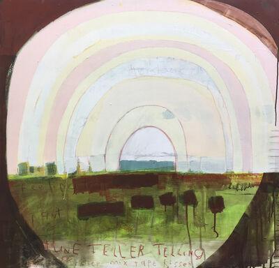 Sara Matson Westover, 'Green Room', 2018