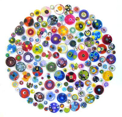 Klari Reis, 'Hypochondria Multicolored, 150 Pieces', 2018
