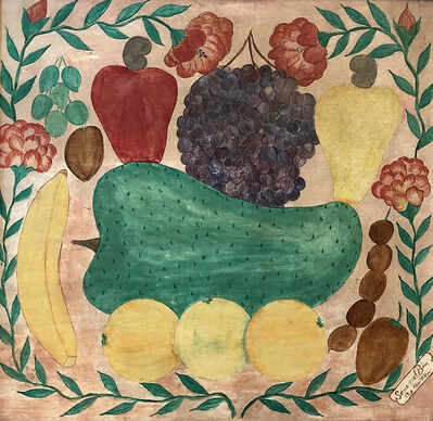 Sénèque Obin, 'Still Life', ca. 1960's