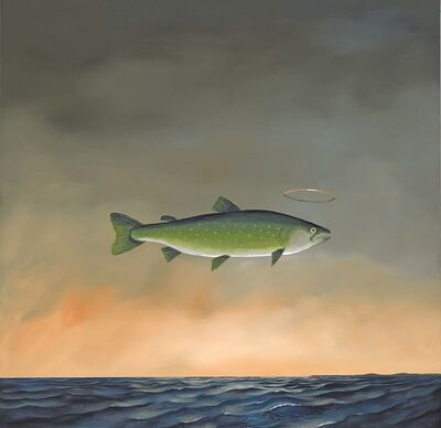 Robert Deyber, 'Holy Mackeral', 2007