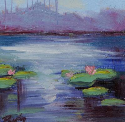 Peyton Hutchinson, 'Lilypad Pond', 2019