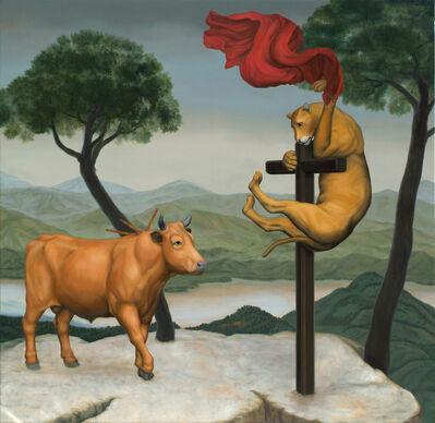 Juan Kelly, 'Lomo en Loma', 2013