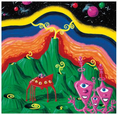 Kenny Scharf, 'New Frontier', 1984