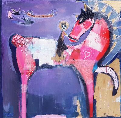Dominique Fortin, 'J'ai Appris ce que Disent les Oiseaux', 2008