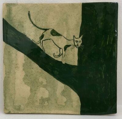 Noel McKenna, 'Cat in tree', 2019