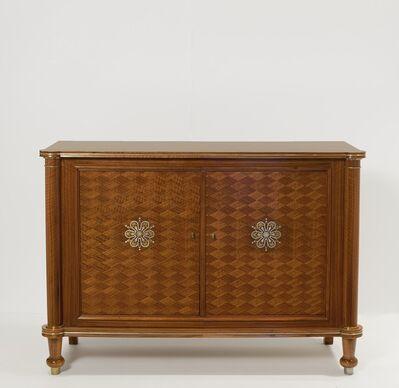Jules Leleu, 'Two Door Cabinet', ca. 1948