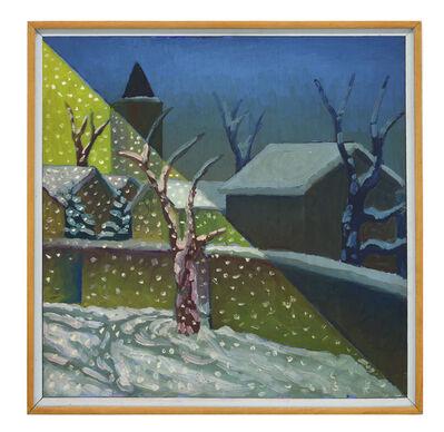 Salvo, 'Nevicata', 1986