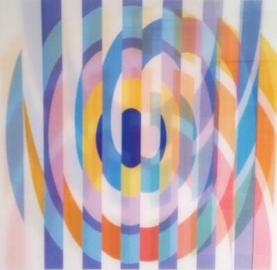 Yaacov Agam, 'Geometric 2 Agam', 1975