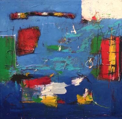 Gustavo Ramos Rivera, 'Aqua Presurosa', 1981