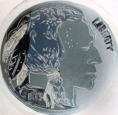 Andy Warhol, 'Indian Head Nickel (FS II.385)', 1986