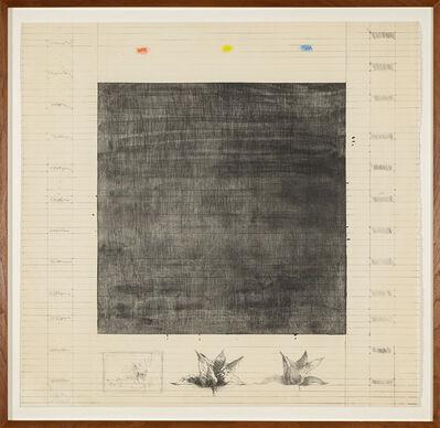 Pat Steir, 'Wish #1', 1974