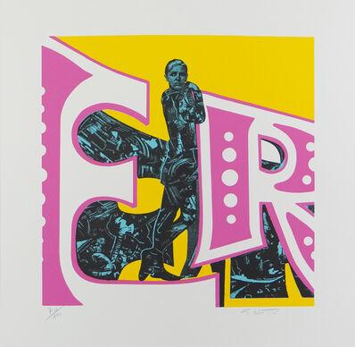 Gianni Bertini, 'ER', 1980