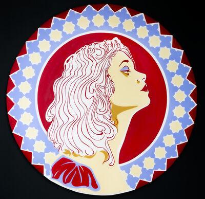 Andres Conde, 'Mujer Grafíca II', 2021