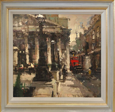 Robert E Wells, 'Royal Exchange, I', 2019