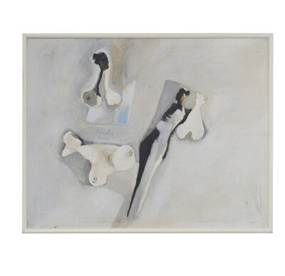 "Ismail Fattah, 'Untitled (""Nude Composition"")', 1964"